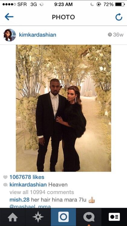 Dream Kardashian Kris Jenner