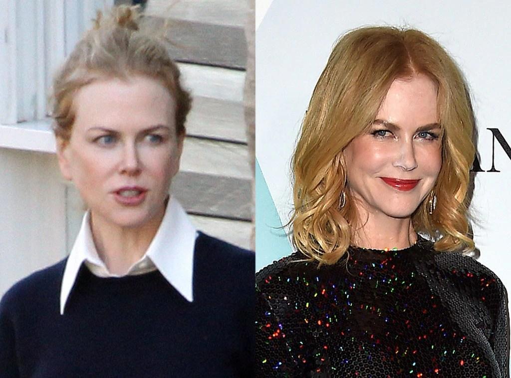 Nicole Kidman No Makeup