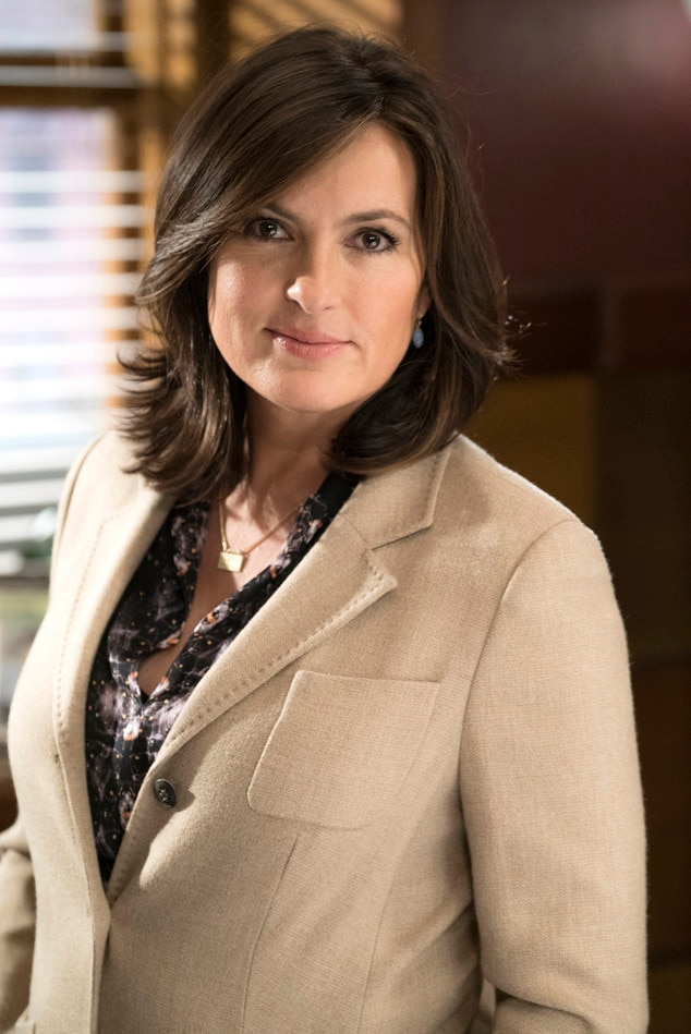 Season 16 from Mariska Hargitay's Law and Order: SVU Hair ...