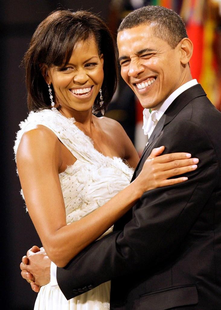 Inside President Barack Obama & Michelle Obama's Star ...