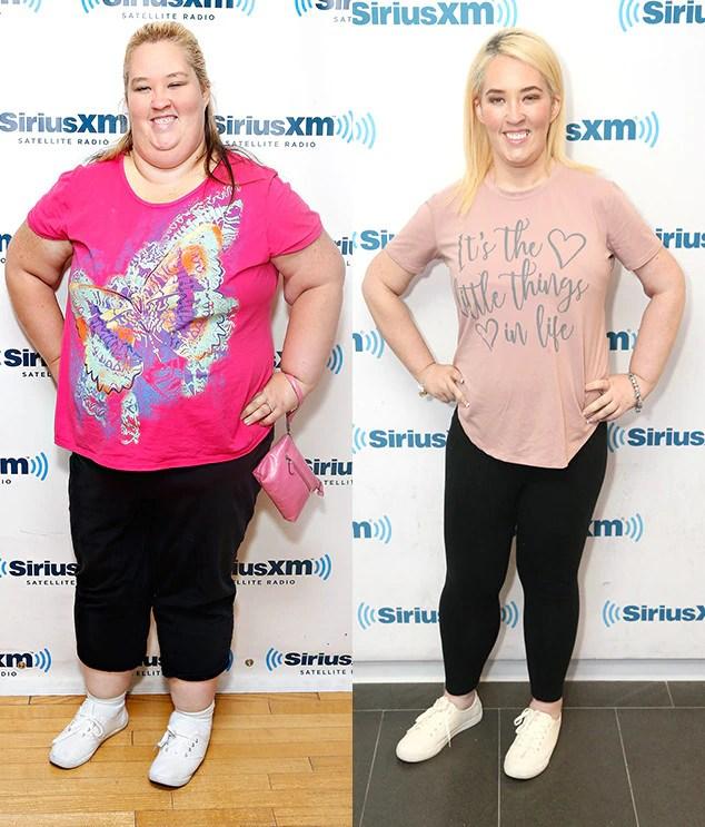 Mama Get June Skinny Did