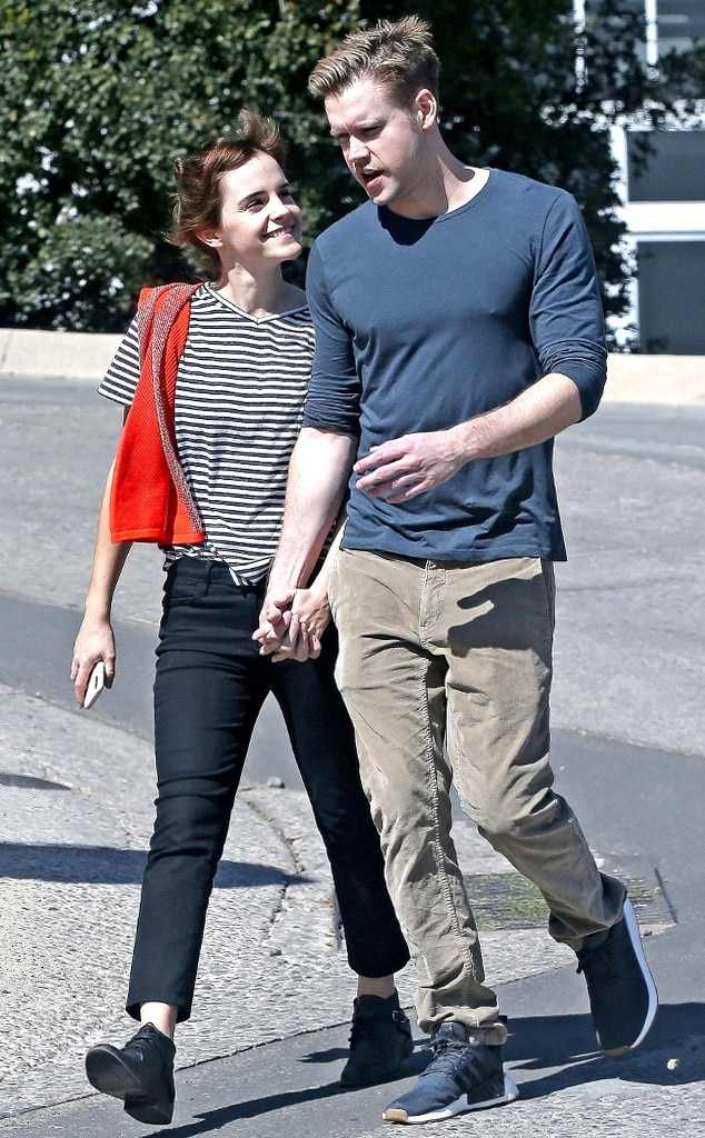 Emma Watson and Chord Overstreet Show PDA: Why They Make ...