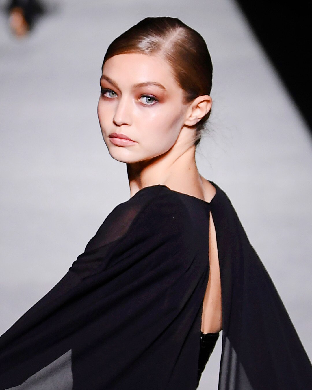 New York Fashion Week Spring 2019  Best Beauty on the Runway   E  News ESC  NYFW Best Beauty  Tom Ford  Gigi Hadid