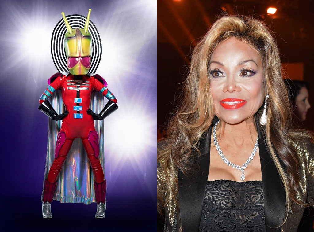 The Alien from The Masked Singer: Meet the 12 Disguised ...