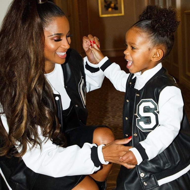 Watch Ciara's Daughter React to Kamala Harris' Vice Presidential Win