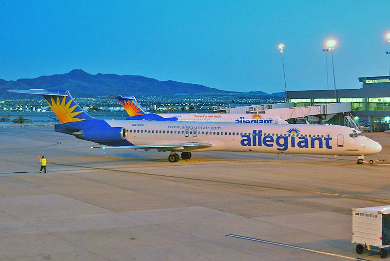 Allegiant Air To Land At Akron Canton Airport