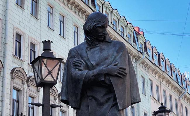 Pietarin myymälä Gogol