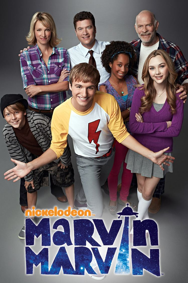 marvin marvin nickelodeon - 750×1125