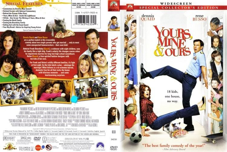 Yours, Mine and Ours (2005 film) - Alchetron, the free ...