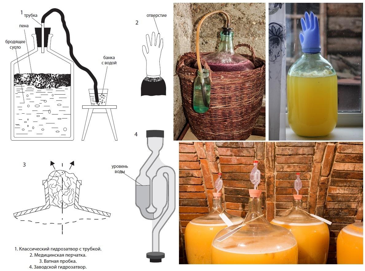 ประเภทของสินทรัพย์ไฮดรอลิกสำหรับไวน์, Braga และเบียร์