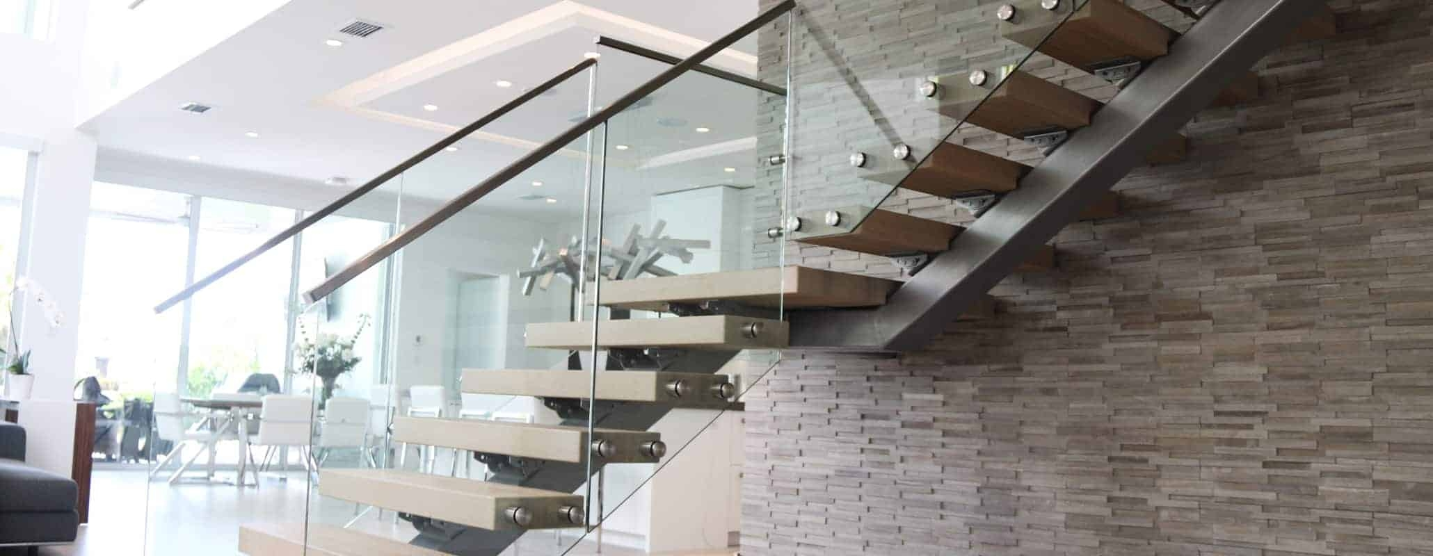 Glass Railings For Interior And Exterior Use By Aldora | Ada Compliant Exterior Handrails | Stainless Steel | Deck Railing | Extension | Vinyl | Hand Rail
