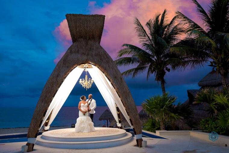 Wedding D and C Dreams Riviera Cancun | Alessandro ...