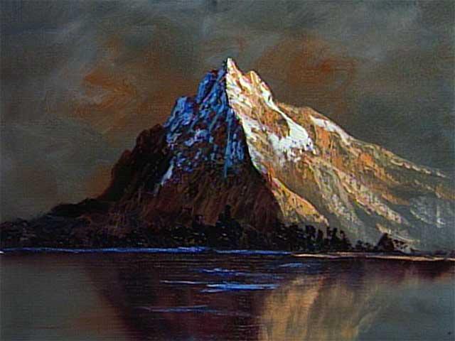 Big Mountain Bill Alexander
