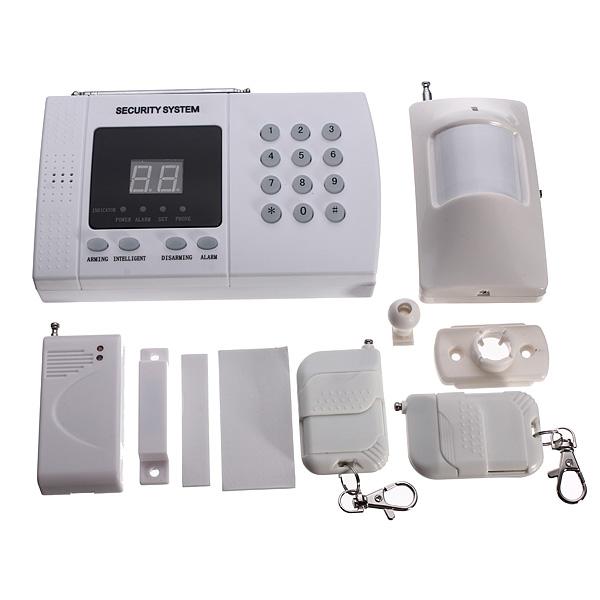 Buy Burglar Alarm System