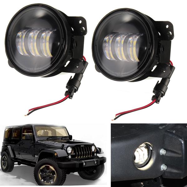 Jeep Jk Fog Light Bulb
