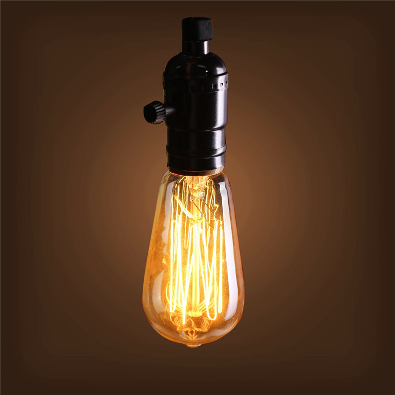 Edison Light Bulb Filament