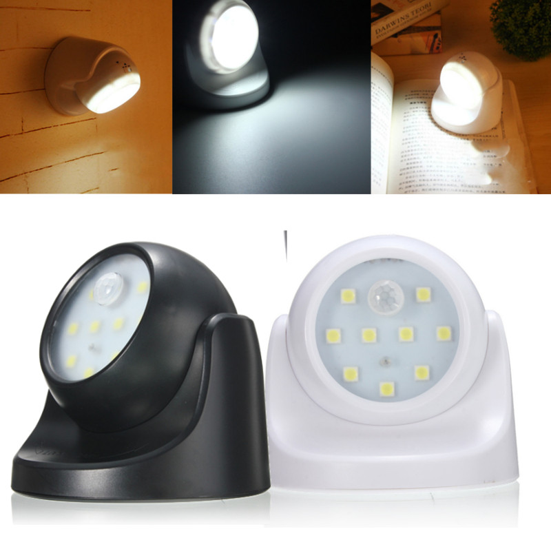 Battery Operated Motion Sensor Light