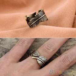 Antique-Women-s-Men-s-Leaf-Feather-Ring-Finger-Ring-Fashion-Jewelry-1W9O-1