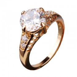 Fashion-Ladies-Wedding-Rings-Jewelry-for-Sale-18K-Gold-Plated-Ring-for-Women-Clear-Whtie-Round-1