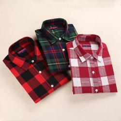 Flannel-Winter-Plaid-Shirt-Women-Tops-Turn-down-Collar-Women-Shirts-Long-Sleeve-Plus-Size-Blusas-1