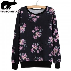 New-Fashion-Casual-Women-s-Tracksuit-Flowers-Printed-Pattern-Hoodies-Casual-Sweatshirts-Kawaii-Clothes-O-neck-1