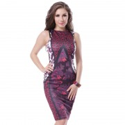 R70110-Wholesale-and-retail-popular-floral-dress-brand-new-sleeveless-bodycon-dress-high-quality-trendy-fashion-3