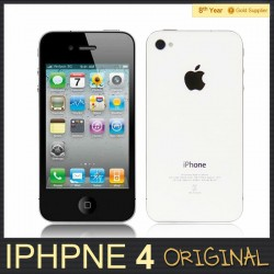 100-Original-Apple-iPhone-4-Unlocked-Smartphone-8GB-16GB-32GB-IOS-8-3G-WIFI-5-0MP-2