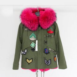 Army-Green-Jacket-Women-Winter-Coats-Thick-Parkas-Real-Raccoon-Fur-Collar-Hooded-Rex-Rabbit-Fur-1