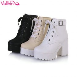 VALLKIN-New-Women-Rain-Boots-Fashion-Winter-Snow-Platform-Women-s-Ankle-Boots-Motorcycle-For-Woman-1