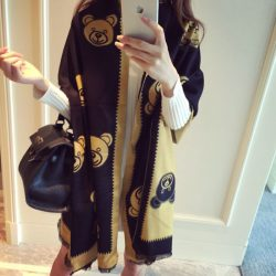 190-65cm-Big-Size-Women-Winter-Scarf-Thick-Cashmere-Pashmina-Scarves-Wool-Cartoon-Bear-Blanket-Scarf-1