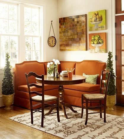 What Is Banquette Seating A Little Design Help