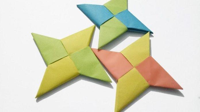 Оригами ниндзя
