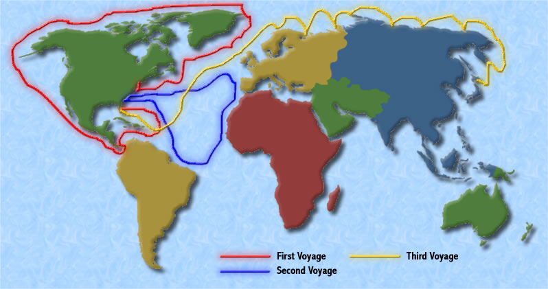 First Magellan Sail Ship