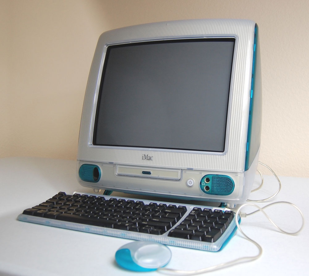 Imac Bondi Blue All About Steve Jobs Com