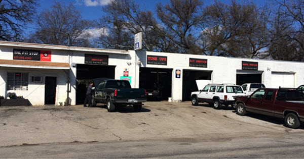 The Pit Stop Auto Repair Auto Repair Weatherford Tx