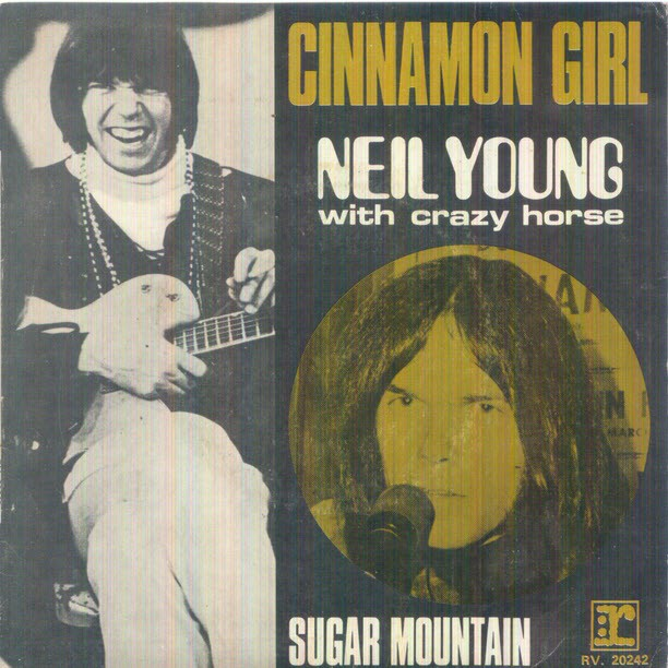 March 20: Neil Young recorded Cinnamon Girl in 1969 | All ...
