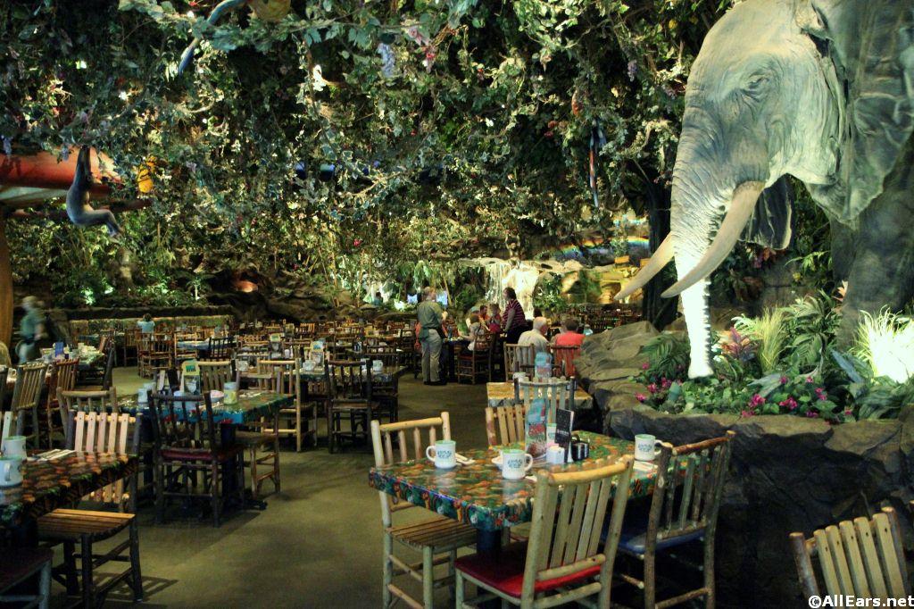 Restaurants Orlando Disney Area