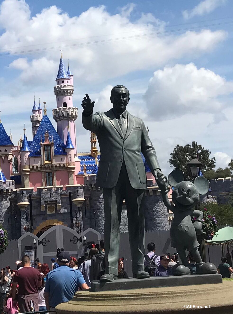 Sleeping Beauty Castle At Disneyland Is Set To Reopen May