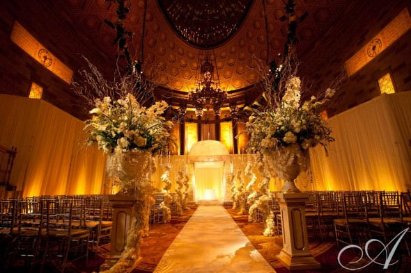 Martha Stewart Wedding Gotham Hall