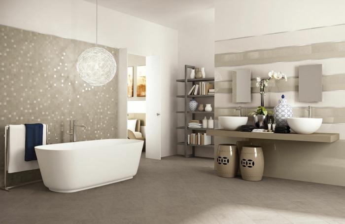 Latest Bathroom Tile Trends 2017