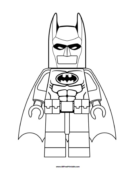 legos coloring pages # 34