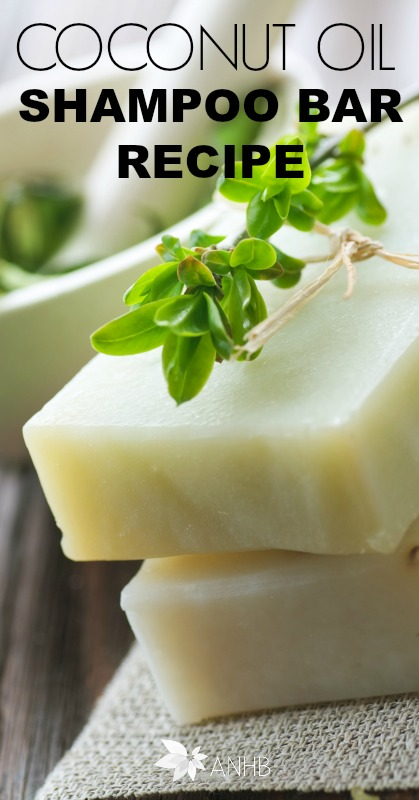 Coconut Oil Shampoo Bar Recipe Updated For 2018