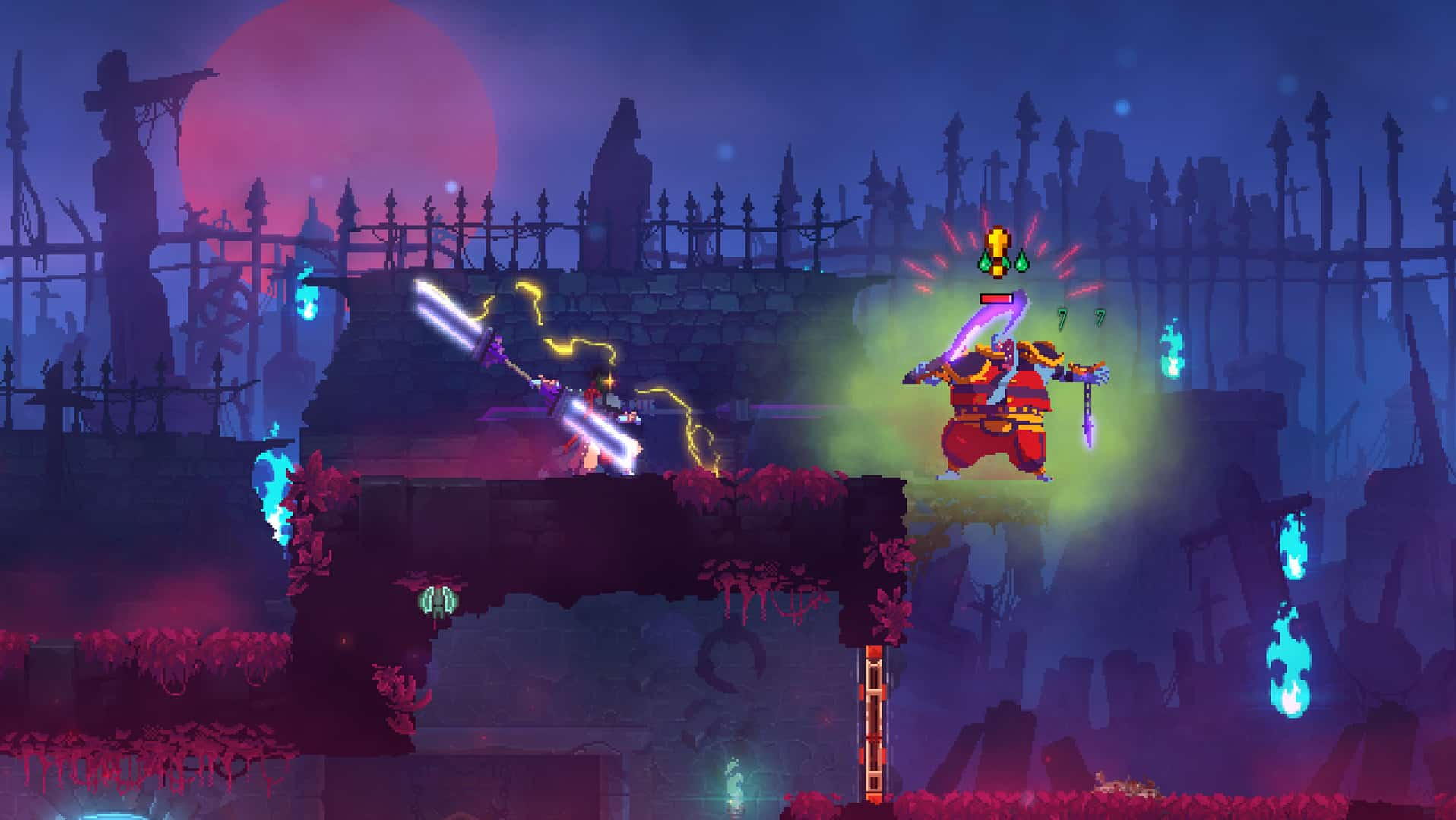 Dead Cells 1 1 1 Patch Notes All Patch Notes