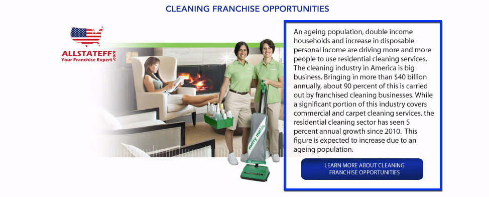 CLEANING FRANCHISE OPPORTUNITIES: ALLSTATEFF.COM – FRANCHISE EXPERT