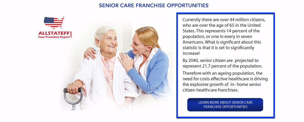SENIOR CARE FRANCHISE OPPORTUNITIES: ALLSTATEFF.COM – FRANCHISE EXPERT