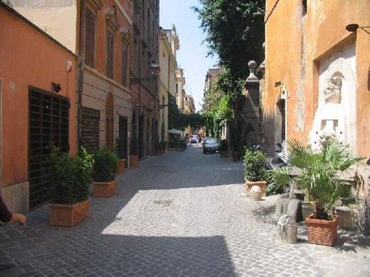 La Roman Della Holiday Verita Bocca