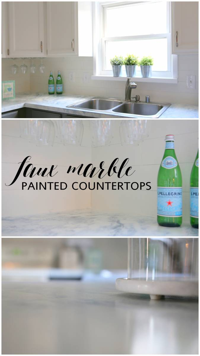 Faux Granite Countertops Cost