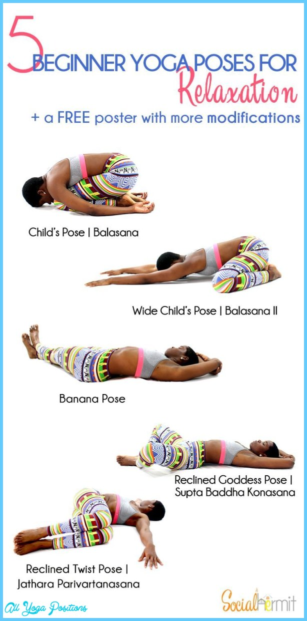 Advanced Yoga Poses And Positions