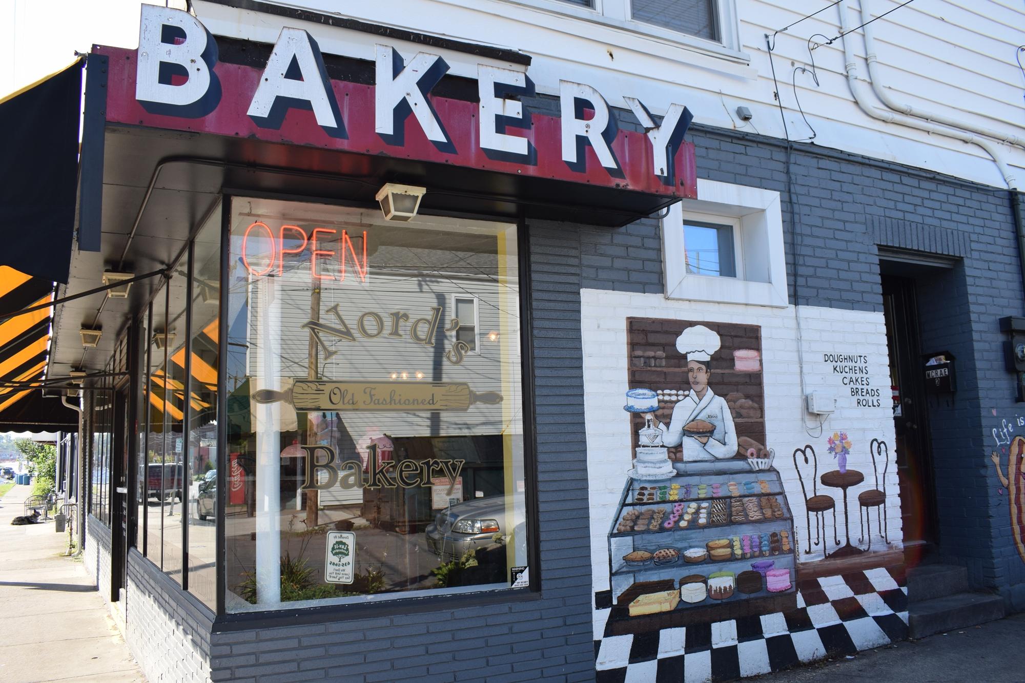 Louisville Chef Ky Bakery
