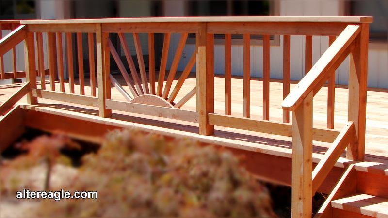Deck Pergola Arbor Trellis